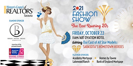 2021 FASHION SHOW: THE NEW ROARING 20'S tickets