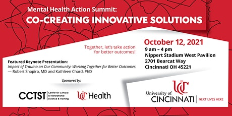 Mental Health Action Summit: Co-Creating Innovation Solutions tickets