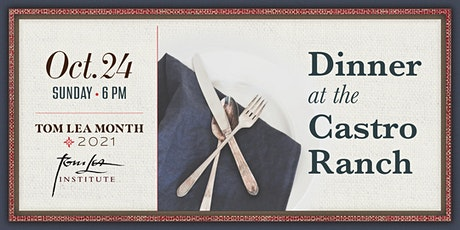 Dinner at the Castro Ranch tickets