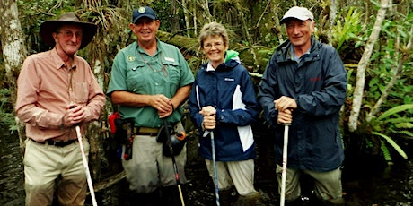 INTRODUCTION TO SWAMP WALK with TRAM TOUR ( January to March 2022) tickets