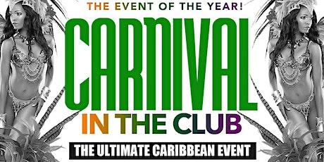CARNIVAL IN THE CLUB @ Jouvay Nightclub tickets