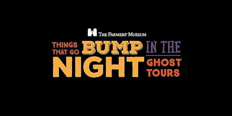 Things That Go Bump in the Night Ghost Tours tickets