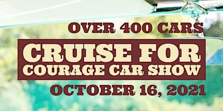 Crusie For Courage: Car Show tickets