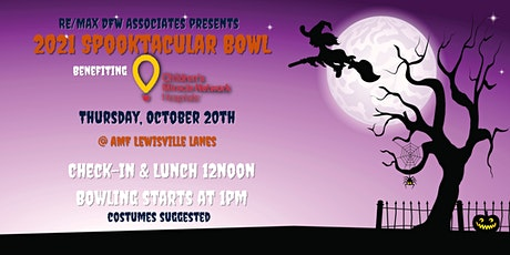 Spooktacular Bowl- presented by RE/MAX DFW Associates tickets