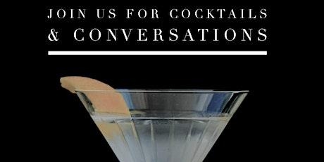 Rodan+Fields cocktails & conversations tickets
