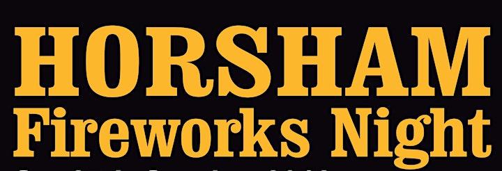 HORSHAM FIREWORKS NIGHT image