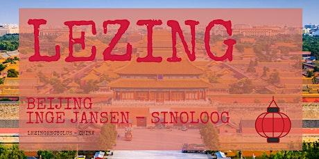 Lezing - Beijing tickets
