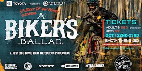 "Matchstick Productions  Presents "" A Bikers Ballad "" tickets"