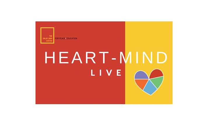 Thriving In A Stressful World: a Heart-Mind Live Webinar image