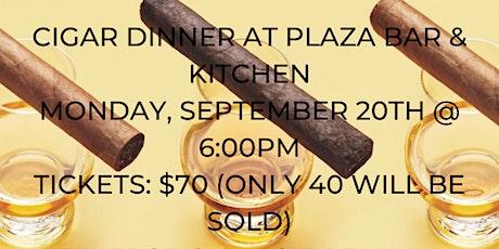 Copy of Cigar Dinner Event tickets