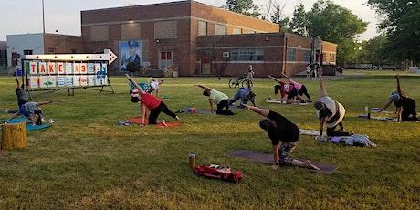 UnOrthodox Yoga in Frankford (Overington Park) - ADULTS tickets
