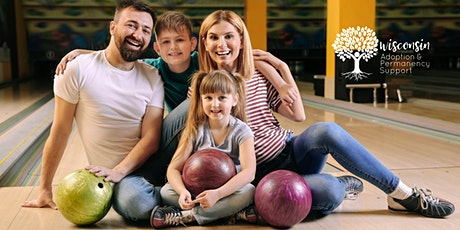 Bowling with WISAPSP/BowlWinkles- Adoptive and Guardianship Fun: Eau Claire tickets