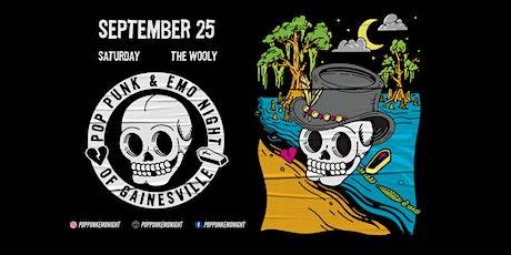 Pop Punk & Emo Night of Gainesville tickets