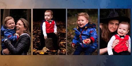 Autumn/Halloween Mini-Sessions tickets