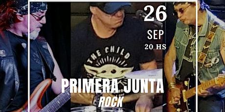 PRIMERA JUNTA tickets