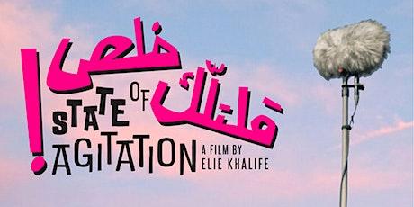 Festival du Film Libanais au Canada - State of Agitation  - Montreal tickets