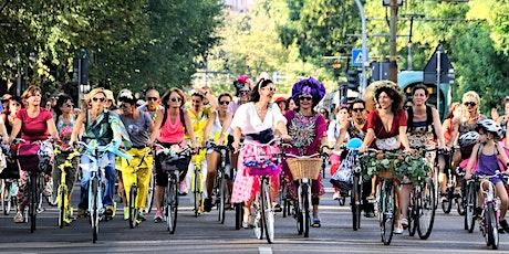Edmonton Fancy Women Bike Ride tickets