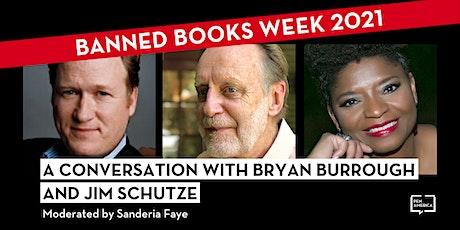 A Conversation with Bryan Burrough and Jim Schutze tickets