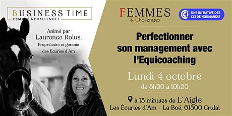 Business Time - Perfectionner son management avec l'Equicoaching tickets