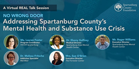 No Wrong Door: Addressing the Mental Health  & Substance Use Crisis tickets