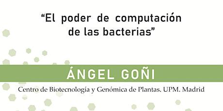 El poder de computación de las bacterias entradas