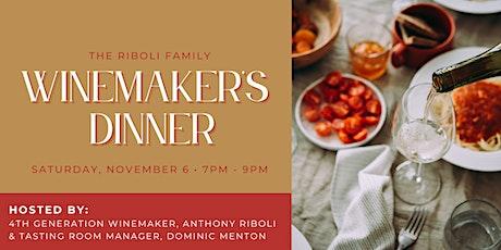 Winemaker's Dinner @ San Antonio Winery, Los Angeles tickets