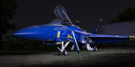Light Painting at the Fort Worth Aviation Museum! tickets