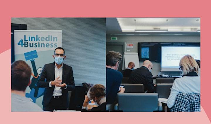 Immagine Corsi LinkedIn online + in presenza a Milano | ottobre 2021