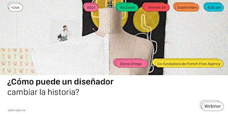 →  ¿Cómo puede un diseñador cambiar lahistoria? entradas