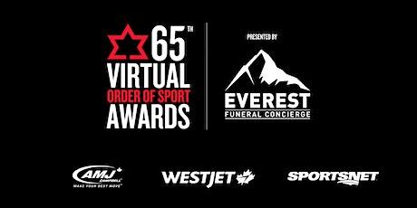 Order of Sport Awards tickets