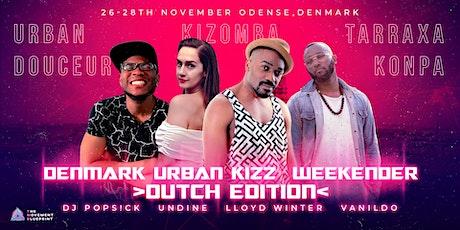 ⭐️Denmark Urban Kizz Weekender: Dutch Edition ⭐️ tickets