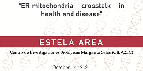 ER‐mitochondria crosstalk in health and disease entradas
