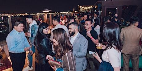 FULL MOON Rooftop Terrace Party 【云中漫步】270度高空露台中秋赏月趴 tickets