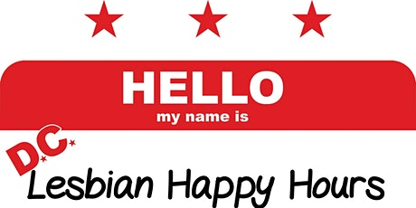 DC Lesbian Happy Hour Meetup: Friday, September 24, 2021 tickets