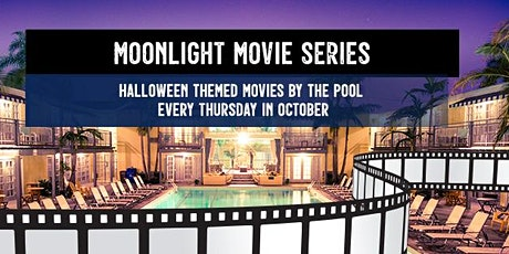 Movies by the Pool: The Haunted Mansion boletos