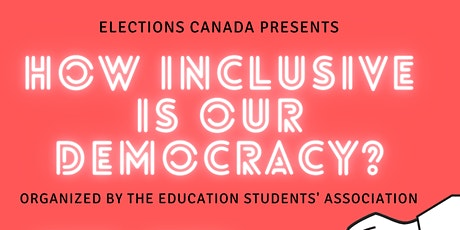 Voting Rights through Time: How Inclusive is our Democracy? (Elections Can) tickets