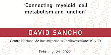 Connecting myeloid cell metabolism and function entradas