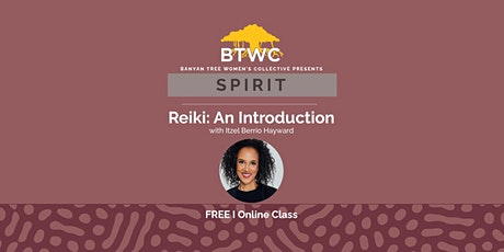 Reiki: An Introduction to receive your Level 1 certification tickets