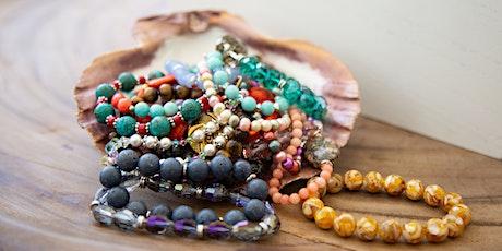 Beads and Bracelets Jewelry Class tickets