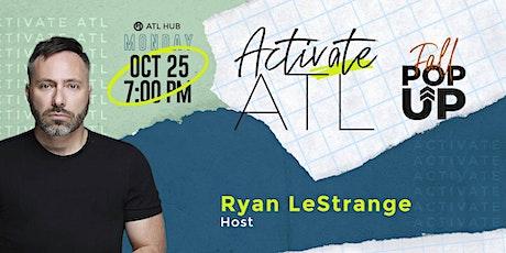 #ActivateATL Fall Pop-Up tickets