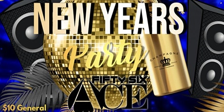 New Year's Eve Party with 56 ACE at Blue Pointe Bar & Grill tickets