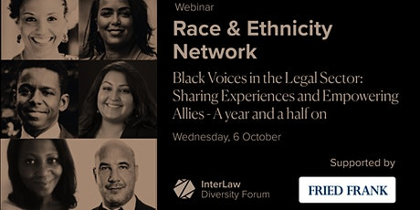 Black History Month 2021|Black Voices in the Legal Sector tickets