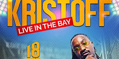 Kristoff Live in concert tickets