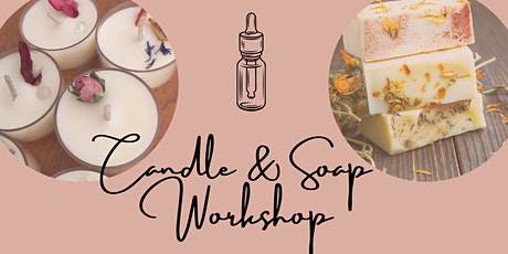 Virtual Candle and Soap Making Workshop tickets