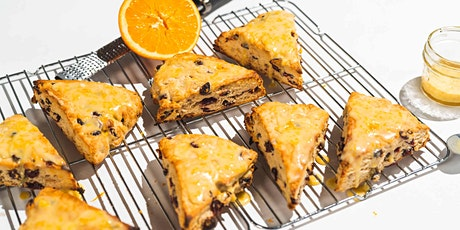 FREE Virtual Cooking Class: Cranberry Orange Scones tickets