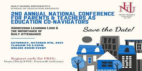 2nd Annual National Conference: Parents/Teachers as Education Co-Navigators tickets