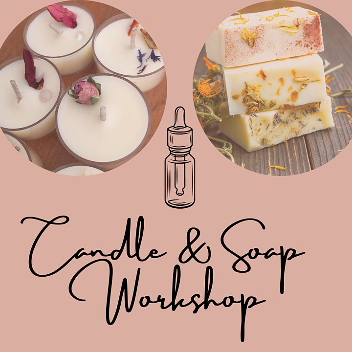 Virtual Candle and Soap Making Workshop image