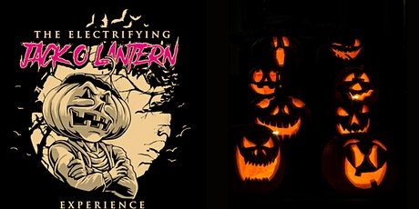The Electrifying Jack O' Lantern  Experience tickets