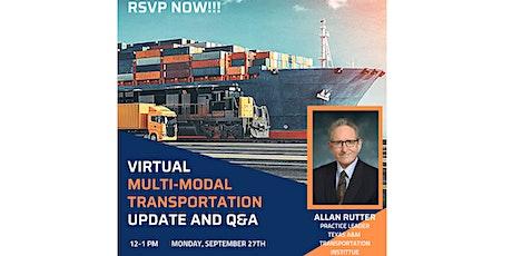 YPT DFW's Virtual Lunch & Learn w/ Allan Rutter Tickets
