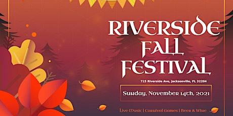 Riverside Fall Festival tickets